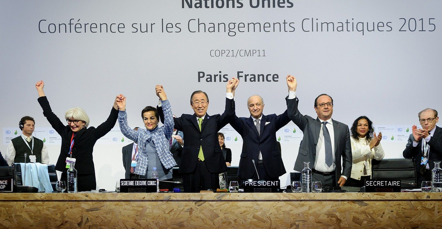 The Paris Climate Agreement: Withdrawal, then Response